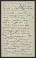 View Martha Graham letter to Nickolas Muray digital asset number 1