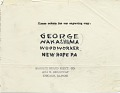View George Nakashima papers, 1950-1991 digital asset number 0