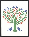View Miriam Schapiro greeting card to Nancy McIntosh Drysdale digital asset number 1