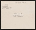 View Photograph of National Academy of Design council members, annual exhibition digital asset: verso