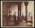 View Photograph of antique class at National Academy of Design 23rd street location digital asset number 0