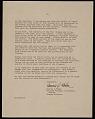 View Dennis J. Holm, Washington, D.C. letter to Lowell Nesbitt, New York, N.Y. digital asset number 1