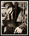 View Louise Nevelson's hands at work digital asset number 0