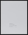 View Portrait of Louise Nevelson digital asset: verso