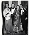 View Louise Nevelson and others at formal gathering digital asset number 0