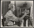 View Elias Newman in his Rockport studio digital asset number 0