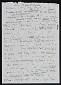View Joan Mitchell letter to Linda Nochlin digital asset number 0