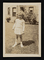 View Photograph of Linda Nochlin as a child digital asset number 0