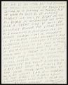 View Howard Finster letter to Barbara Shissler Nosanow digital asset number 1