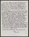 View David Novros, New York, N.Y. letter to Novros family, Van Nuys, Calif. digital asset: verso