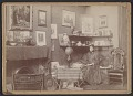 View Violet Oakley in her studio at 1523 Chestnut Street digital asset number 0
