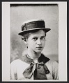 View Violet Oakley at about 12 years of age digital asset number 0