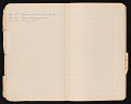 View Tanforan Art School record book digital asset: pages