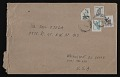 View Unidentified sender, Montevideo, Uraguay letter to Naul Ojeda, Washington, D.C. digital asset number 1