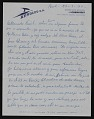 View L. Ciechanowiecki, Montevideo, Uraguay letter to Naul Ojeda, Baltimore, Maryland digital asset number 0