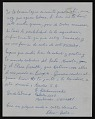View L. Ciechanowiecki, Montevideo, Uraguay letter to Naul Ojeda, Baltimore, Maryland digital asset number 4