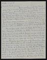 View C. Gonzales, Montevideo, Uraguay, letter to Naul Ojeda, Arlington, Virginia digital asset number 0