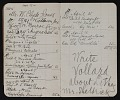 View Notebook recording sales at the Armory Show, Boston and Chicago digital asset: pages 3