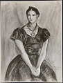 View Reproduction of <em>Frieda Rivera</em> by Walter Pach digital asset number 0