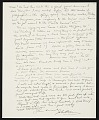 View John French Sloan letter to Walter Pach digital asset: page 2