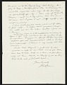 View John Sloan letter to Walter Pach digital asset number 1