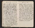 View Walter Pach diary digital asset: pages 6