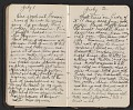 View Walter Pach diary digital asset: pages 7
