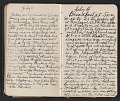 View Walter Pach diary digital asset: pages 8
