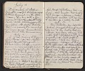 View Walter Pach diary digital asset: pages 11