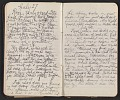 View Walter Pach diary digital asset: pages 15