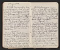 View Walter Pach diary digital asset: pages 20