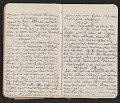 View Walter Pach diary digital asset: pages 22
