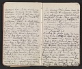 View Walter Pach diary digital asset: pages 23