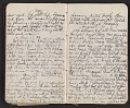 View Walter Pach diary digital asset: pages 25