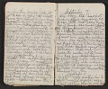 View Walter Pach diary digital asset: pages 28