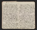 View Walter Pach diary digital asset: pages 34