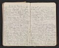 View Walter Pach diary digital asset: pages 38