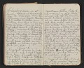 View Walter Pach diary digital asset: pages 39