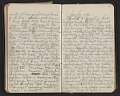 View Walter Pach diary digital asset: pages 47