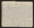 View Walter Pach diary digital asset: pages 56