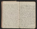 View Walter Pach diary digital asset: pages 57