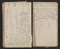 View Walter Pach diary digital asset: pages 60