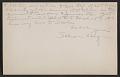 View Morton Schamberg letter to Walter Pach digital asset: postcard back 8