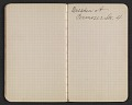 View Walter Pach notebook recording sales at the New York Armory Show digital asset: pages 13