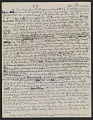 View Walter Pach notes for lecture on the Armory Show digital asset: page