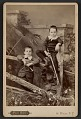 View Alfred and Walter Pach as young boys digital asset number 0