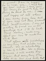 View Frida Kahlo, New York, New York letter to Emmy Lou Packard, San Francisco, California digital asset: page 2