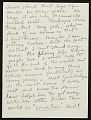 View Frida Kahlo, New York, New York letter to Emmy Lou Packard, San Francisco, California digital asset: page 4