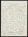 View Frida Kahlo, New York, New York letter to Emmy Lou Packard, San Francisco, California digital asset: page 5