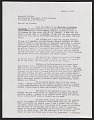 View Emmy Lou Packard letter to Robert De Velbiss, San Francisco, CA digital asset number 0
